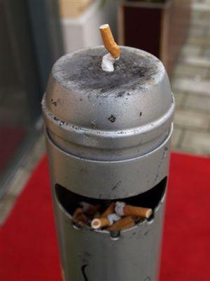 Zigaretten sticks zum abschneiden